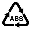SPI_resin_identification_code_ABS