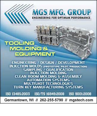 MGS MFG Group