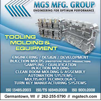 MGS Manufacturing Group