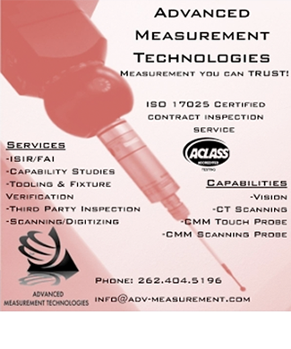 Advanced Measurement Technologies