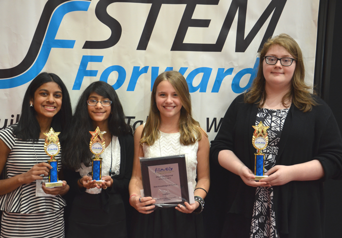 Best Knowledge of Plastics - Cityopolis Waukesha STEM Academy