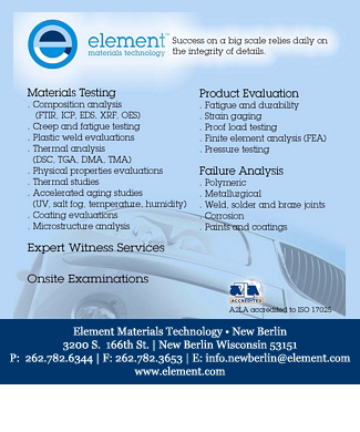 Element (formerly Stork Technimet, Inc.)