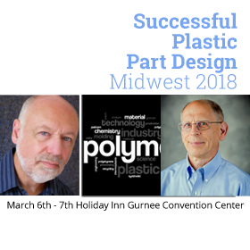 SPE Product Design & Development Division Debuts Conference on Design for Injection Molding and 3D Printing @ Holiday Inn Gurnee Convention Center | Gurnee | Illinois | United States