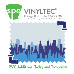 Vinyltec - PVC Additive: Today and Tomorrow @ Marriott Chicago O'Hare | Chicago | Illinois | United States